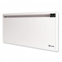 ELDOM 2000W convector 230V met digitale thermostaat en open raam detectie