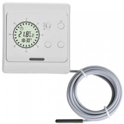 Eazy Clock inbouw thermostaat incl external sensor