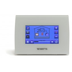 Watts Touchscreen controller WIT WiFi, BT-CT02-WT RF WiFi, inbouw