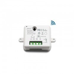 Wifi inbouw actor 10A, 230V (passend in inbouwdoos), tuya compatible
