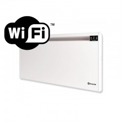 ELDOM 1000W WiFi convector 230V met digitale thermostaat en open raam detectie
